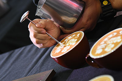 Thailand National Latte Art Championship 2020